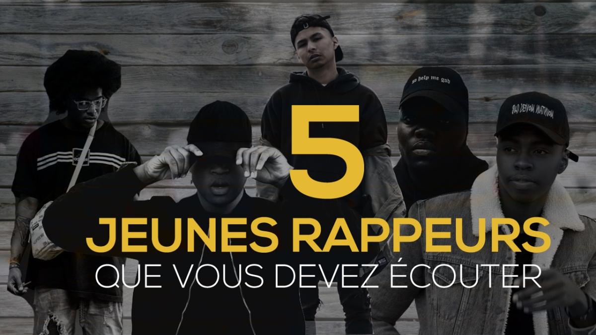 5 jeunes rappeurs US que vous devez écouter